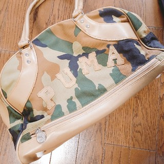 プーマ(PUMA)のPUMA大きめトートバッグ‼️(トートバッグ)