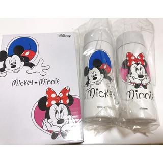ミッキーマウス(ミッキーマウス)の非売品 ミニボトル ミッキーミニー(水筒)