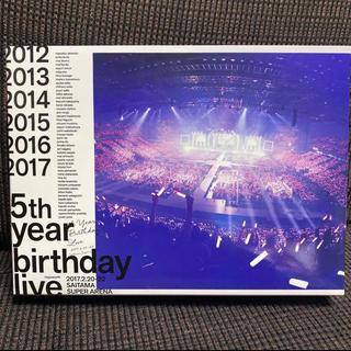 ノギザカフォーティーシックス(乃木坂46)の乃木坂46 5th year birthday live完全盤(ミュージック)