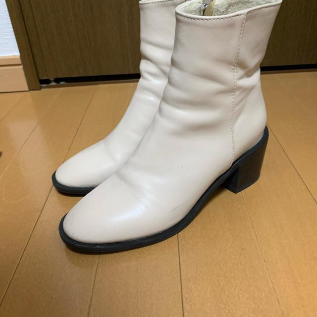 STYLENANDA(スタイルナンダ)のショートブーツ230 ヒール stylenanda  レディースの靴/シューズ(ブーツ)の商品写真