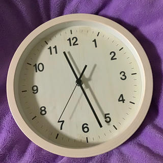 ニトリ - かけ時計
