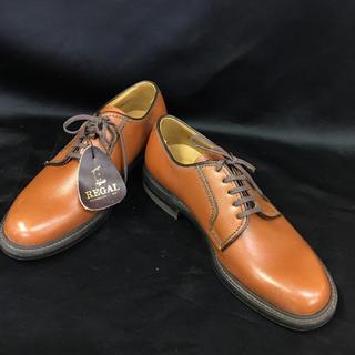 リーガル(REGAL)の◎ リーガル 革靴 キャメル ◎(ローファー/革靴)