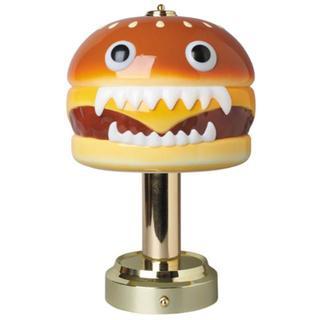 メディコムトイ(MEDICOM TOY)のハンバーガーランプ UNDERCOVER HAMBURGER LAMP(ゲームキャラクター)