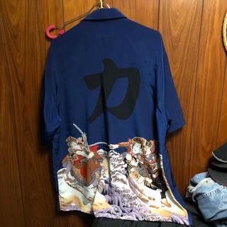 KAULE 男女兼用 Lサイズ 品質・レーヨン 半袖シャツ 正規品(シャツ)