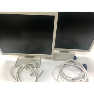 エイサー(Acer)のacer 2台セット パソコン モニター PC 17(ディスプレイ)