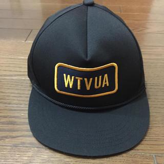 ダブルタップス(W)taps)の19ss WTAPS MILITIA 02 CAP BLACK(キャップ)