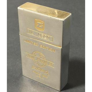 ジッポー(ZIPPO)の【レア物】Zippo 1932 ファーストレプリカ(タバコグッズ)