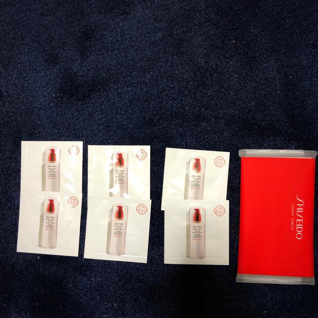 SHISEIDO (資生堂)(シセイドウ)の資生堂 トリートメントソフナー エンリッチド〈化粧水〉 コスメ/美容のスキンケア/基礎化粧品(化粧水/ローション)の商品写真