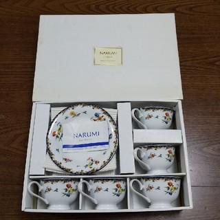 ナルミ(NARUMI)のNARUMI ティーカップセット(グラス/カップ)