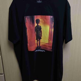 マルセロブロン(MARCELO BURLON)の正規新品 MARCELO BURLON マルセロバーロン 未知との遭遇 Tシャツ(Tシャツ/カットソー(半袖/袖なし))