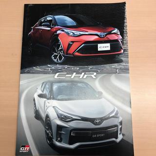 トヨタ(トヨタ)のトヨタ C-HR カタログ(カタログ/マニュアル)