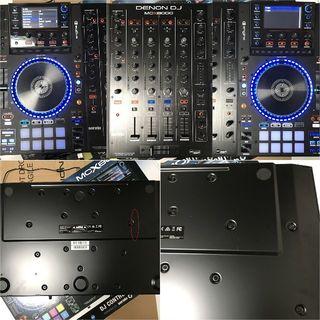 DENON MCX8000 DJコントローラー + Serato DJ Pro(DJコントローラー)