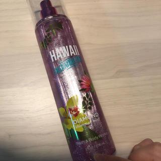 バスアンドボディーワークス(Bath & Body Works)のハワイで購入!ボディミストです♡(香水(女性用))