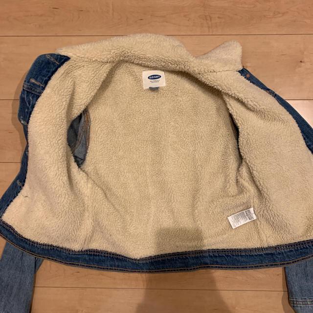 Old Navy(オールドネイビー)のボアジャケット レディースのジャケット/アウター(Gジャン/デニムジャケット)の商品写真