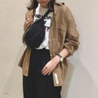 ニコアンド(niko and...)のnikoand マーセBIGシャツ coen KBF merlot kastan(シャツ/ブラウス(長袖/七分))