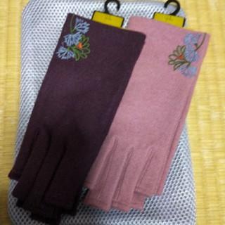 シビラ(Sybilla)のシビラ 手袋 2組セット!(手袋)