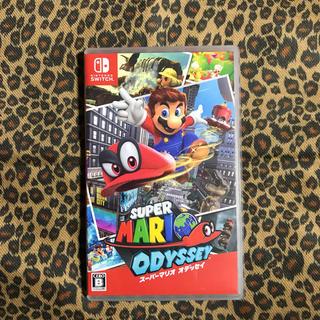 ニンテンドースイッチ(Nintendo Switch)のスーパーマリオ オデッセイ (家庭用ゲームソフト)