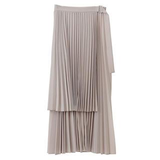 ステュディオス(STUDIOUS)のCLANE 3wayプリーツスカート(ロングスカート)