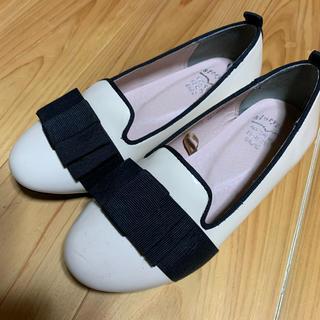 ナチュラルビューティーベーシック(NATURAL BEAUTY BASIC)のnatural beauty basic 女の子 靴(ローファー)