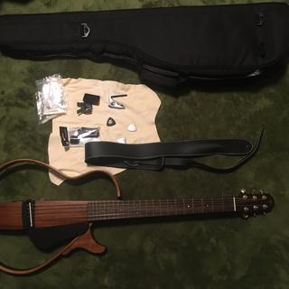ヤマハ(ヤマハ)のYAMAHA サイレントギター  SLG200S(その他)