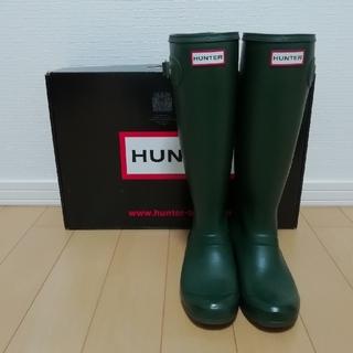 ハンター(HUNTER)のハンター オリジナルトール レインブーツ (レインブーツ/長靴)
