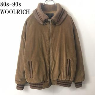 ウールリッチ(WOOLRICH)の【希少】Woolrich  ブルゾン 80s-90s 中綿 コーデュロイ(ブルゾン)