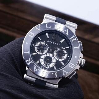 BVLGARI - ブルガリ ディアゴノ セラミック 新品 メンズ 腕時計