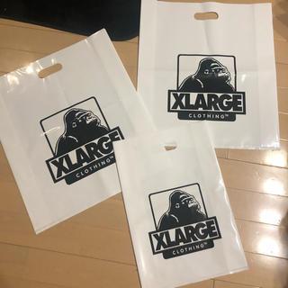 エクストララージ(XLARGE)のエクストラ ラージ★ショップ袋3枚(その他)