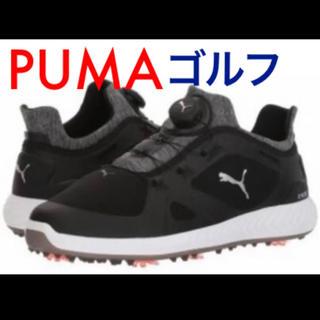 プーマ(PUMA)の話題沸騰中★ゴルフ用品★プーマ★28センチ★足裏までオシャレ★スニーカー★(シューズ)