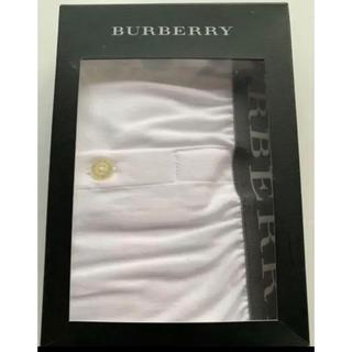 バーバリー(BURBERRY)の新品未使用品 バーバリー ボクサー トランクスm(ボクサーパンツ)