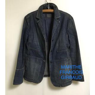 マリテフランソワジルボー(MARITHE + FRANCOIS GIRBAUD)のMARITHE FRANCOIS GIRBAUDデニムジャケット  M(デニム/ジーンズ)