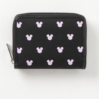 ミッキーマウス - Disney Disney(ディズニー)ミッキー2つ折り財布
