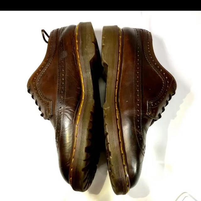 Dr.Martens(ドクターマーチン)のDR.Martens ドクターマーチン  5ホール  ウィングチップ  メンズの靴/シューズ(デッキシューズ)の商品写真