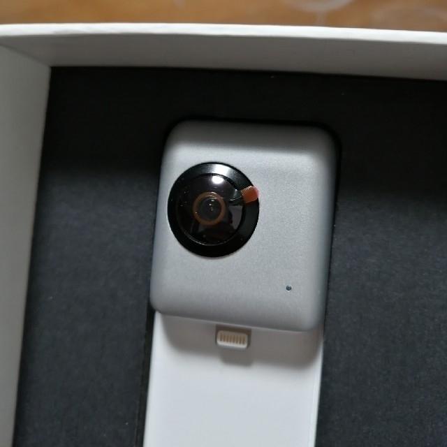 Insta360 インスタ360 360度カメラ iPhone専用 新品 スマホ/家電/カメラのスマホアクセサリー(iPhoneケース)の商品写真