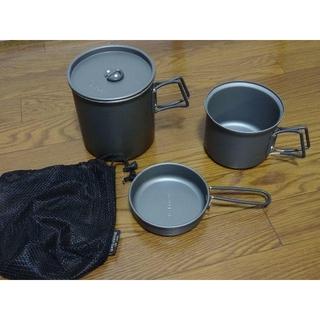 モンベル(mont bell)のモンベル アルパインクッカー(調理器具)