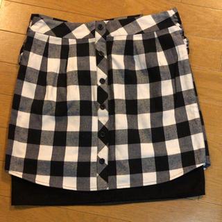 ティティアンドコー(titty&co)のtity&Co. ♡ ミニスカート(S)(ミニスカート)