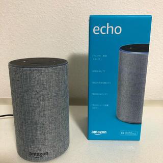 エコー(ECHO)のAmazon echo 2世代 アマゾン エコー(その他)