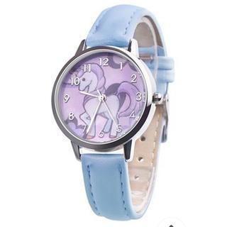 お値下げ中❣️人気のユニコーン腕時計 キッズ(腕時計)