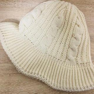 メリージェニー(merry jenny)のメリージェニー 帽子(最終値下げ)(ハット)