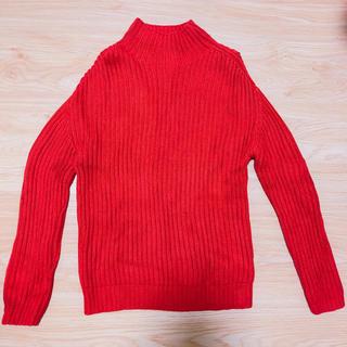 ギャップ(GAP)のGAP 赤ニット セーター(ニット/セーター)
