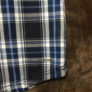 トミーヒルフィガー(TOMMY HILFIGER)のチュニックシャツ(シャツ/ブラウス(長袖/七分))