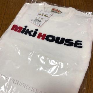 mikihouse - ミキハウス ニット
