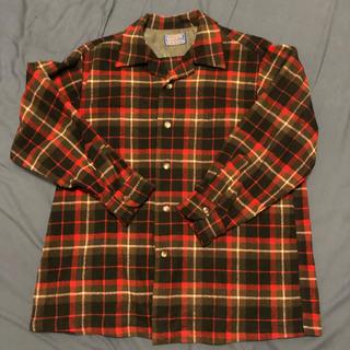 ペンドルトン(PENDLETON)のpendlton ウールシャツ 50's(シャツ)
