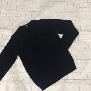 ユニクロ(UNIQLO)のUNIQLO ユニクロ カシミヤ ニット セーター(ニット/セーター)