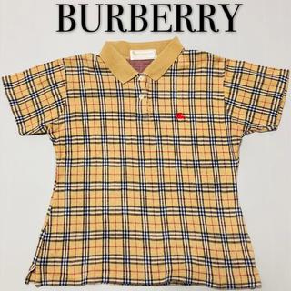 BURBERRY - バーバリー BURBERRY 半袖シャツ ポロシャツ