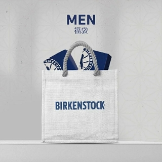 ビルケンシュトック(BIRKENSTOCK)のビルケンシュトック福袋 サイズ42 限定バッグ付き 初 即完売 最終値下げ(サンダル)