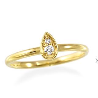 ジュエリーツツミ(JEWELRY TSUTSUMI)のジュエリーツツミ ピンキーリング K18(リング(指輪))