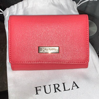 フルラ(Furla)のFURLA カードケース 【新品未使用】(パスケース/IDカードホルダー)