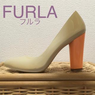 フルラ(Furla)の【FURLA/フルラ】PVC素材 ポインテッド ヒール パンプス レインシューズ(ハイヒール/パンプス)