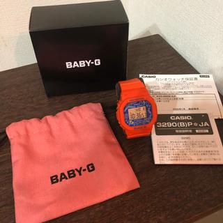 ベビージー(Baby-G)のGraffiti Face BGD-506Sk-4JF(腕時計)